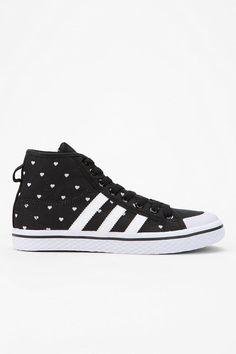 Adidas Honey Heart high-top sneaker