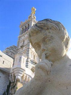 Silence! - Marseille, Provence-Alpes-Cote-dAzur, France
