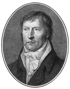 Georg Wilhelm Friedrich Hegel was a German philosopher, and a major figure in German Idealism. His historicist and idealist account of reality revolutionized European philosophy and was an important precursor to Continental philosophy