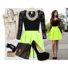 """""""Cute spring fashion"""" by iluvhabs on Polyvore"""