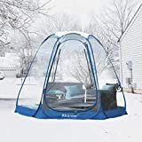 Buy Alvantor Winter Screen House Room Camping Tent Canopy Gazebos Person Patios, Large Oversize Weather Pod, Premium Greenhouse Instant Pop Up Tent, Snow Rain Protection Blue online - Chicprettygoods Pop Up Canopy Tent, Canopy Frame, Gazebo Canopy, Canopy Outdoor, House Canopy, Zodiac Pool, Patio Tents, Bubble Tent, Instant Canopy