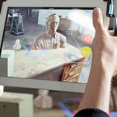 ce58976196b New Hardware Brings Augmented-Reality Gaming and 3-D Scanning to Mobile  Devices