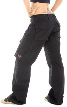 Motorcycle cargo pants are lined with kevlar that helps protect your lower body from abrasion injuries in the unfortunate event of an accident. Kevlar provides maximum protection without making the pants too bulky or heavy and thus more comfortable while riding.