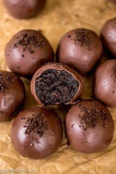 Easy Oreo Truffles - Chocolate Chocolate and More!