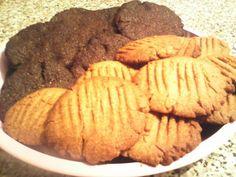 Συνταγές για διαβητικούς και δίαιτα: ΜΠΙΣΚΟΤΑ ΧΩΡΙΣ ΒΟΥΤΥΡΟ - ΖΑΧΑΡΗ - ΑΥΓΑ.... ΣΟΚΟΛΑΤΕΝΙΑ ΚΑΙ ΚΑΝΕΛΑΣ Brownie Recipes, Snack Recipes, Snacks, Biscuit Cookies, Cake Cookies, Chocolate Cups, Low Carb Desserts, Sweet And Salty, Healthy Desserts