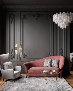 Today we share with you mesmerizing interior design projects. A curated selection of 2020 top interior design projects, the most trendy interiors seen so far. I hope you enjoy! Home Room Design, Home Interior Design, Living Room Designs, Living Room Decor, Bedroom Decor, House Design, Design Bedroom, Design Kitchen, Interior Architecture