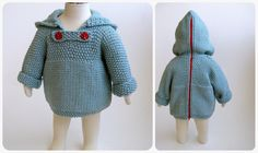 Amazing kids knit jacket