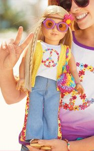 Julie Albright American Girl Doll.  When I have a daughter, she's getting this one! :)