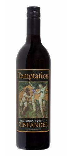 Temptation Zinfandel - Alexander Valley Vineyards