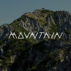 Mountain font looks good. Can anyone send me a copy?