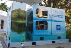 Voiture électrique : GM recycle des batteries de ses voitures électriques en transformateur