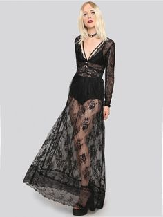 Witchy Woman Maxi Dress - Gypsy Warrior