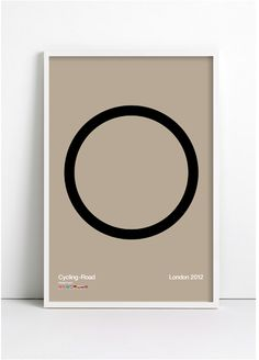 Road Cycling - Limited Edition Poster