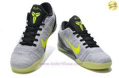 677992-992 Nike Kobe 9 IX Elite Low Gray Factory Outlet 5dc3d44689