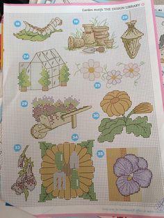 Garden motifs