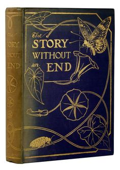 """The story without an end"" from the German of Carové; translated by Sarah Austin; illustrated by Frank C. Papé. Duffield, New York, 1913"