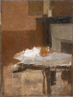 Study for the Brown Teapot by Gwen John (1876-1939)