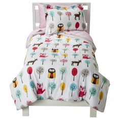 NEED TO BUY: $80 Full size Target  Circo® Woodland Friends Bed Set