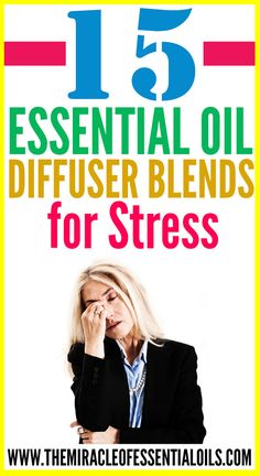 Stressed out? Use any of these 15 essential oil diffuser blends for stress! Diffusing essential oils is one of the best stress busters. Essential oils have powerful stress relieving properties. They soothe the mind, oxygenate the brain, improve mood, calm frayed nerves, energize the body, fight depression and so much more! If you want to …