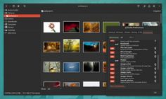 gThumb is an image organizer/viewer application for the GNOME Desktop, bring some features transferring photos from cameras. it is available for most Linux distributions.