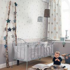 Papel pintado globos infantiles en https://papelpintadobarcelona.com/2017/03/17/papel-pintado-infantil-my-little-world-casadeco-barcelona/