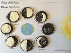 Oreo Moon Phase Activity                                                                                                                                                                                 More