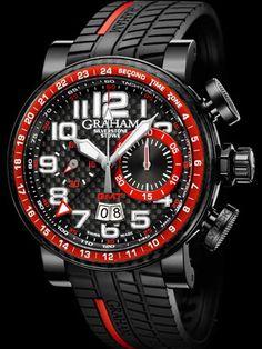 Graham-London Silverstone Stowe GMT