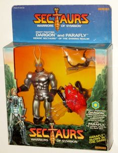 Coleco Sectaurs (1984-1985)
