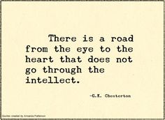 Quotable - G.K. Chesterton, born 29 May 1874, died 14 June 1936 12 Quotes