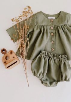 Handmade Heirlooms at Dannie and Lilou Baby Dress Patterns, Baby Clothes Patterns, Cute Baby Clothes, Baby Clothes For Girls, Baby Girl Clothing, Kids Clothing, Bohemian Baby Clothes, Cute Baby Dresses, Handmade Baby Clothes