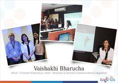 Some Prudent and Insightful Tips for Self Development from the Head - Branding & Internal Communications at Capgemini, Vaishakhi Bharucha. #logictalk #Capgemini #VaishakhiBharucha #prudent #insightful #inspiration