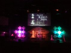 Chessed from Fellowship of Faith in Gallipolis, OH | Church Stage Design Ideas
