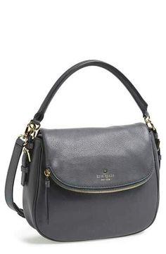 Kate Spade gray purse