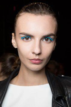blaue Lidschatten Augen Make up Tipps