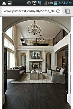 My future living room!