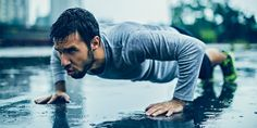 Get shredded with this six-round full bodyweight burner anywhere, anytime.