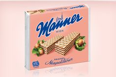 The Original Neapolitan Wafers are Manner's classic and best selling product and have become a symbol of Viennese culture and lifestyle. Manner's beloved wafers have been a part of our lives for many generations. Give in to temptation. Easy Smoothie Recipes, Easy Smoothies, Austria Food, Vienna Food, Apple Cider Vinegar Detox, Coconut Smoothie, Summer Drinks, Manners, Eat Cake
