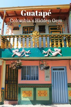 Find out why this small Colombian town is so wonderful