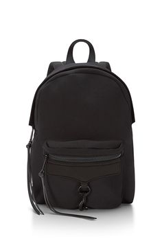 Neoprene M.A.B. Backpack - This super lightweight backpack ideal for gym-to-street wear.