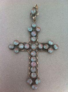 Ancienne-croix-saphirets-Collection