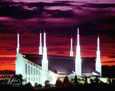 LV LDS Temple - this picture was taken by my cousin, Mike, who owns mikelsfineartphotography.com  We love Temples at: www.MormonFavorites.com
