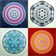 Mandalas: cómo dibujarlos paso a paso - ARTE TERAPIA CON MANDALAS - LAURA PODIO Craft Organization, Organizing Crafts, Mandala Art Lesson, Geometric Designs, Art Lessons, Paper Flowers, Beach Mat, Art Drawings, Outdoor Blanket