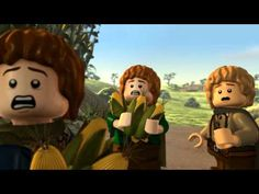 Lego The Lord of the Rings - Chapter 1 : The Tale Begins