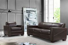 Moroni Fine Italian Leather Furniture.