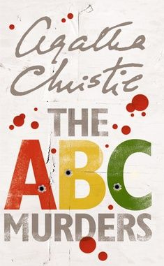 The ABC Murders by Agatha Christie.  I could read this over and over (and I have).  It never gets old.