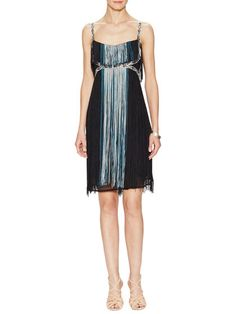 Deco Fringe Party Dress by Free People at Gilt