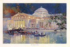 1893 Columbian Exposition Chicago World's Fair <3