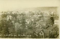 Birds Eye View, turn of the century