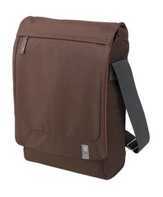 Caselogic XNM-15 BROWN XN Vertical Messenger Bag Notebook Carrying Case (N06915) Category: Laptop Cases and Sleeves