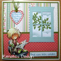 Snoesjes, Marianne Design